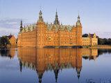 Schloss Frederiksborg, Sjaelland, Denmark Photographic Print by Danielle Gali
