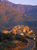 Montemaggiore, Corsica, France Photographic Print by Doug Pearson