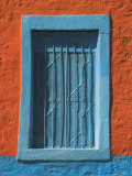 Street in the Old City, Shuttered Window, Harar, Ethiopia Photographic Print by Jane Sweeney