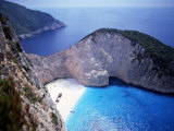 Navagio, Zante, Ionian Islands, Greece Photographic Print by Danielle Gali
