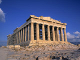 Parthenon, Acropolis, Athens, Greece Photographie par Jon Arnold
