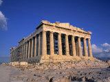 Parthenon, Acropolis, Athens, Greece Fotografisk tryk af Jon Arnold