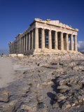 Parthenon, Acropolis, Athens, Greece Photographic Print by Jon Arnold