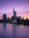 Frankfurt Am Main, Hessen, Germany Photographic Print by Walter Bibikow