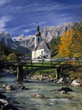 Ramsau, Bavaria, Germany Photographic Print by Gavin Hellier
