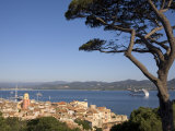 St. Tropez, Cote d'Azur, France Photographic Print by Doug Pearson