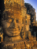 Angkor Thom, Siem Reap, Cambodia Photographic Print by Walter Bibikow