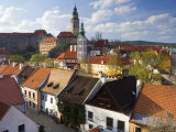 Cesky Krumlov, South Bohemia, Czech Republic Photographic Print by Peter Adams
