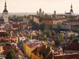 Tallinn, Estonia Photographic Print by Peter Adams