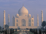 Taj Mahal, Agra, India Photographic Print by Jon Arnold
