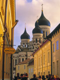 Alexandr Nevsky Cathedral, Tallinn, Estonia Photographic Print by Peter Adams
