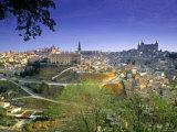 Toledo, Castilla La Mancha, Spain Fotografie-Druck von Peter Adams
