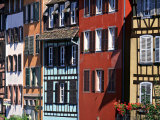Petite France, Strasbourg, Alsace, France Photographic Print by Doug Pearson