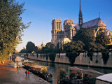 Notre Dame Cathedral, Paris, France Photographic Print by Peter Adams