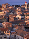 Corfu Town, Corfu, Greece Photographic Print by Doug Pearson