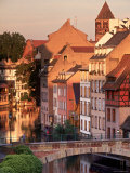 Ponts-Couverts, Strasbourg, Alsace, France Photographic Print by Doug Pearson