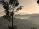 View over Quito, Ecuador Fotografie-Druck von John Coletti