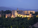 Alhambra Palace, Granada, Granada Province, Andalucia, Spain Photographic Print by Alan Copson