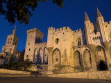 Palais Des Papes, Avignon, Provence, France Photographic Print by Doug Pearson