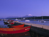 Villarica, Chile Photographic Print by Walter Bibikow