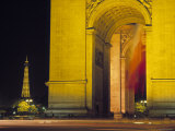 Arc de Triomphe, Paris, France Photographic Print by Gavin Hellier