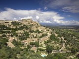 Gordes, Provence, France Photographic Print by Doug Pearson