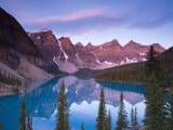 Moraine Lake and Valley of 10 Peaks, Banff National Park, Alberta, Canada Photographic Print by Michele Falzone