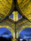 Eiffel Tower, Paris, France Photographic Print by Jon Arnold