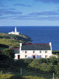Lighthouse at Fanad Head, Donegal Peninsula, Co. Donegal, Ireland Stampa fotografica di Doug Pearson