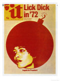 Lick Dick in '72, Bomb Afro Posters