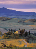 Val d'Orcia, Tuscany, Italy Photographic Print by Doug Pearson