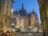Duomo, Milan, Lombardy, Italy Photographic Print by Demetrio Carrasco