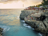 Rick's Cafe, Negril, Jamaica Photographic Print by Doug Pearson