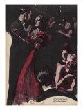 Glamorous Balroom Dancing Posters