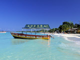Long Bay, Negril, Jamaica Photographic Print by Doug Pearson