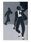 Jazz People Giclee Print