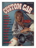 Custom Car Cover, October 1975 Posters