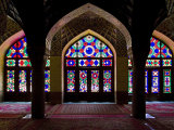 Nasih Mosque, Shiraz, Fars Province, Iran Photographic Print by Michele Falzone