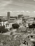 Roman Forum, Rome, Lazio, Italy Photographic Print by Doug Pearson