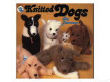 The Craft Library, Knitted Dogs Print