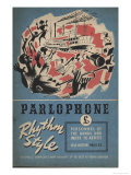 Parlophone Posters