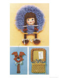 Macrame Dolls Craft Posters
