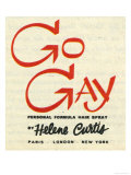 Go Gay Posters