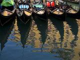 Gondolas, Venice, Italy Photographic Print by Doug Pearson