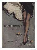 1950's Kayser Bondor Nylons Advertisement Giclee Print