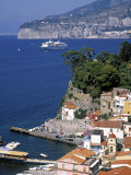 Sorrento, Bay of Naples, Italy Photographic Print by Demetrio Carrasco