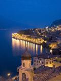 Limone, Lago Di Garda, Trentino-Alto Adige, Italy Photographic Print by Demetrio Carrasco