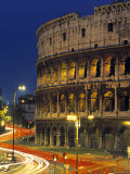Colosseum, Rome, Italy Photographic Print by Peter Adams