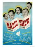 Radio Show Posters