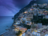 Positano, Amalfi Coast, Italy Photographic Print by Walter Bibikow
